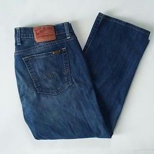 Women's Lucky Brand Sweet N Low Crop Jeans Size 12